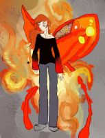 ButterflyFire by reses