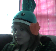 Mudkip Hat 1 by DesperateOtter