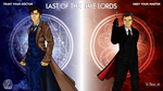 Last Of The Time Lord by CosmicThunder