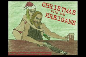 Christmas with the Kreigans by Montross
