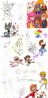 Sketchdump 1022011 by loneyqua