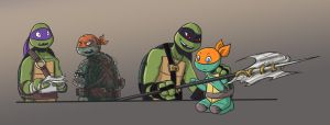 Tmnt OST - When Worlds Collide by Dragona15