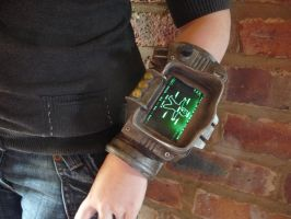 Pip Boy iPhone by chanced1