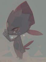 weavile by teacosies