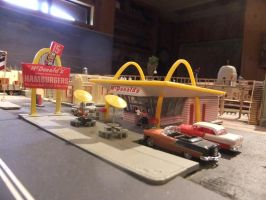 1950s McDonald's by SouthwestChief