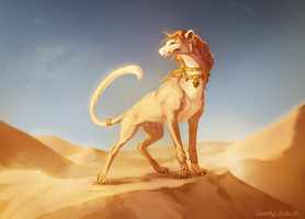 Desert Heat - Trade by CharakyARPG