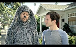 Wilfred Wallpaper by Cleafesphere