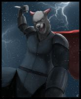 The Blizzard Brigand by Temiree