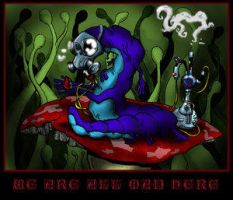We are all mad here.. by Alice-fanclub