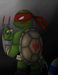 YOU...are MY enemy! by Hot-Head-Turtle