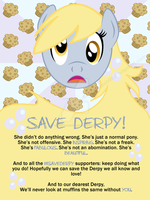 #SaveDerpy by 6dash9dash95