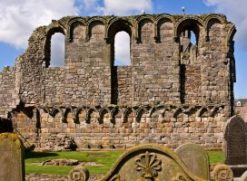 St. Andrews Cathedral 3 by DundeePhotographics