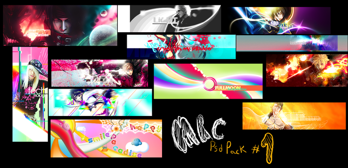 Mrc Psd Pack Number 1 by mrc12