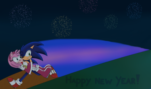Happy new year :3 by SQuietSonamy