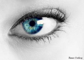 Lovely blue edited by Ranae490