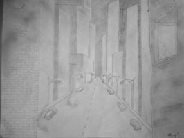 Vanishing Point (First Attempt) by RKruger4