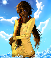 APH: Seychelles by Shiraae