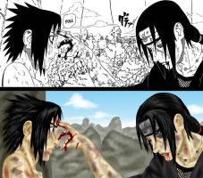 Brothers:  ch 393 spoiler by Lin13