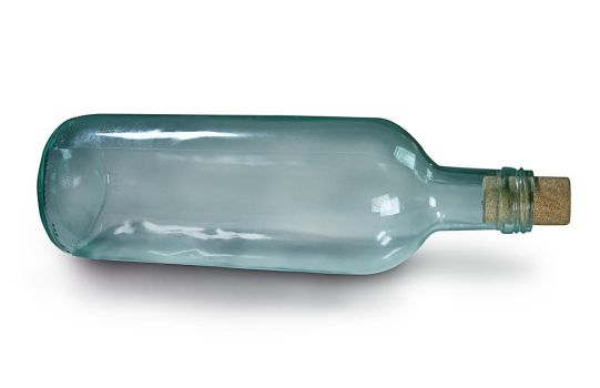 FREE STOCK IMAGE - Glass Bottle by kevron2001