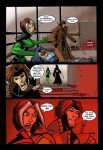 AMAZING X-MEN PROLOGUE:PAGE 1 by Sabrerine911
