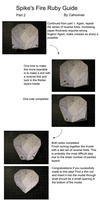 Origami Fire Ruby CP Guide Part 2 by Cahoonas