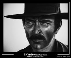 THE BAD (Lee Van Cleef) by SteASSENZIOPiccinini