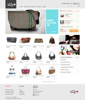lover bag by lejosland
