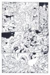 Old Fantastic Four page by johnsonverse