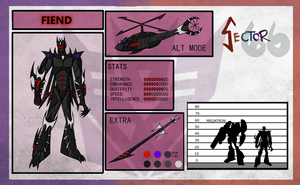 Sector-66: Fiend by Lorkain