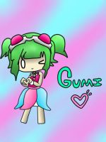 Gumi by SqueakFace