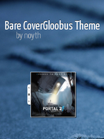 Bare CoverGloobus Theme by noyth