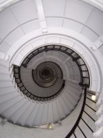 circling stairs by JillyFoo