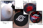 Itachi Parasol by Valdrein
