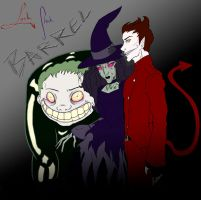 Lock, Shock and Barrel -- Adult Versions by DeviouslyRatedM