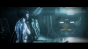 Cortana, Alone? by Thrumm