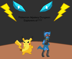 Pokemon Mystery Dungeon: Explorers of ??? by OmegaCrafter17