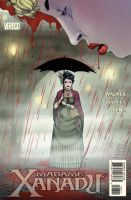 Madame Xanadu Issue 8 Cover by Tentopet