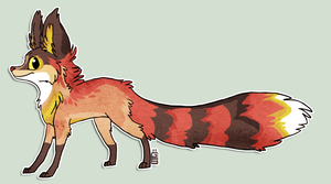second design for Little-Owlet by griffsnuff