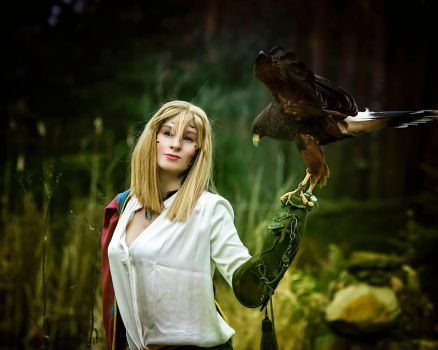 Howl Female Version by Shira-Cosplay