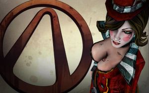 XNA Borderlands Moxxi by jeux422