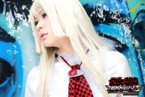 Lili - Tekken 5 DR by Onnies