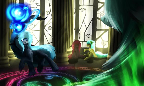 Duel by hepsulans