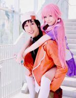 Mirai Nikki - HAPPY END - by mangalphantom