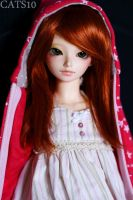 Face-up: Fairyland MNF Shushu by cats10