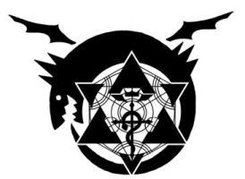 FMA Tattoo Design by smothered