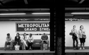 Waiting for the G by JKnox