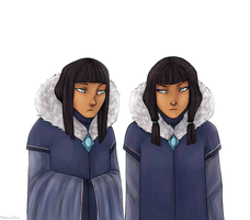 Desna and Eska by RitsuTainaka13