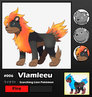006 - Vlamleeu by Spotted--Jaguar