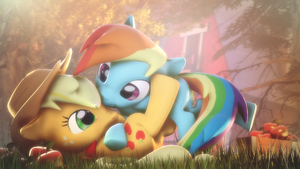 AppleDash by Ashura924