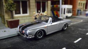 Kool Kharmann Ghia Type 34 by hankypanky68